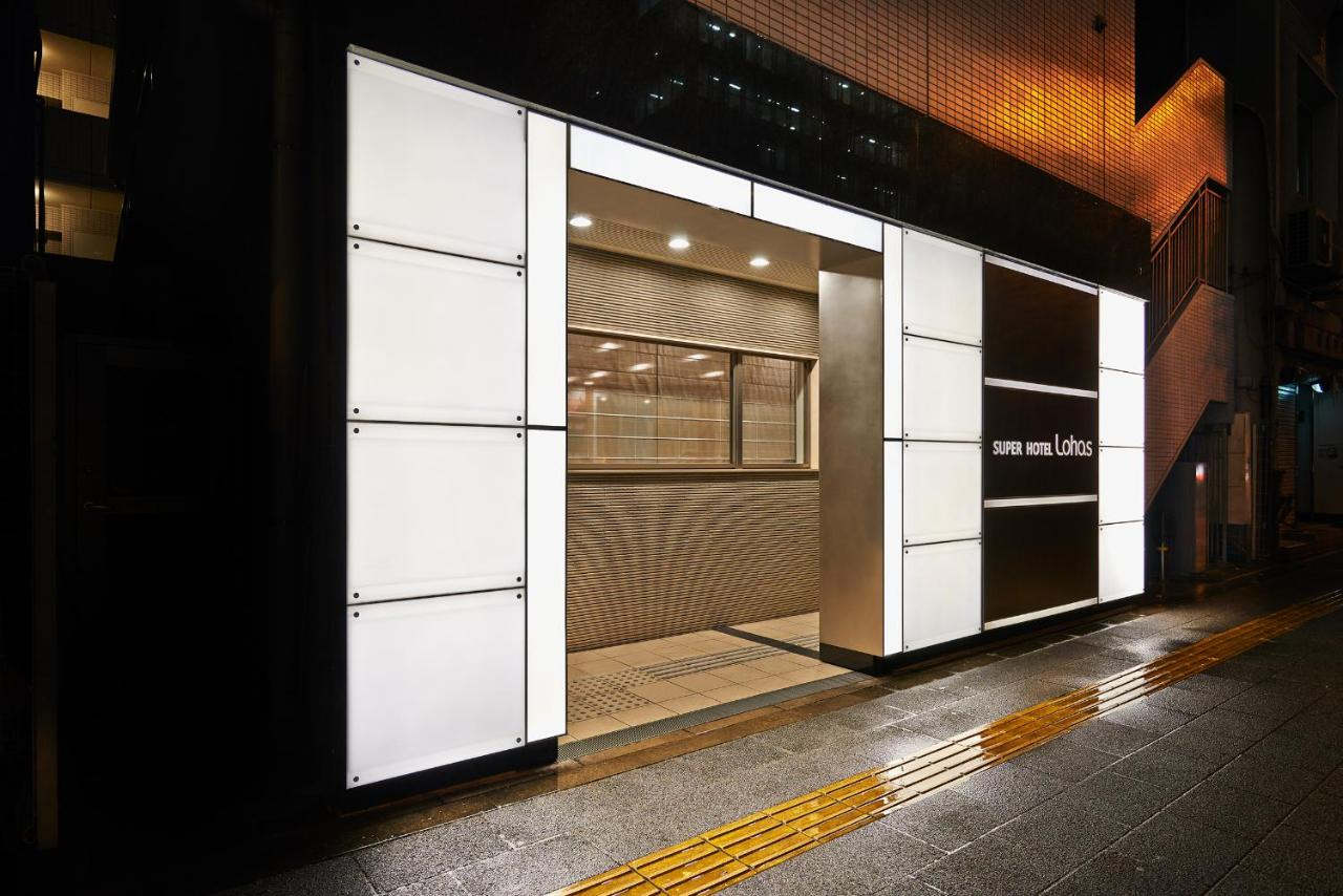 Отель  Super Hotel JR Ueno Iriyaguchi