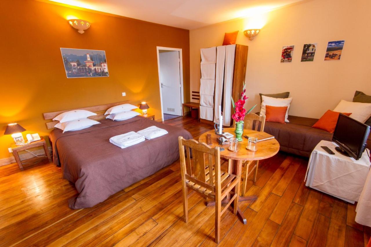 Отель  Les 3 Métis  - отзывы Booking
