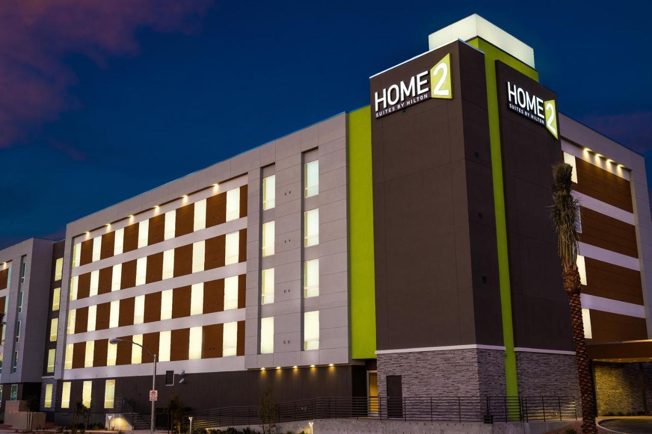 Отель  Home2 Suites by Hilton Las Vegas City Center  - отзывы Booking