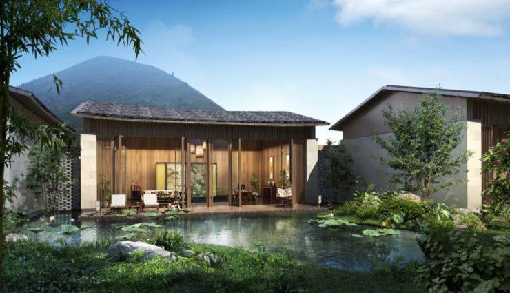 Отель  Dusit Thani Wellness Resort Suzhou