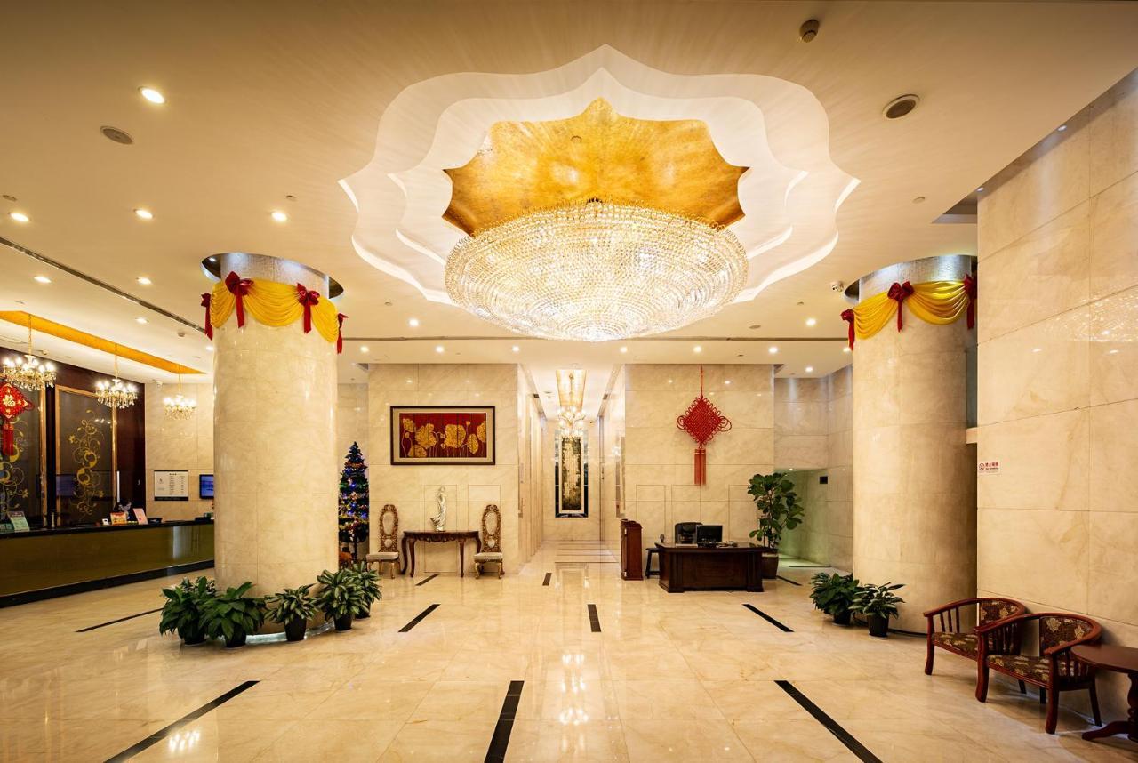 Отель  Xiamen Xianshuilijing Hotel