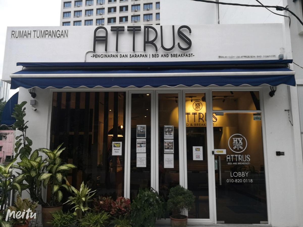 Хостел  LSE @ Attrus Bed & Breakfast
