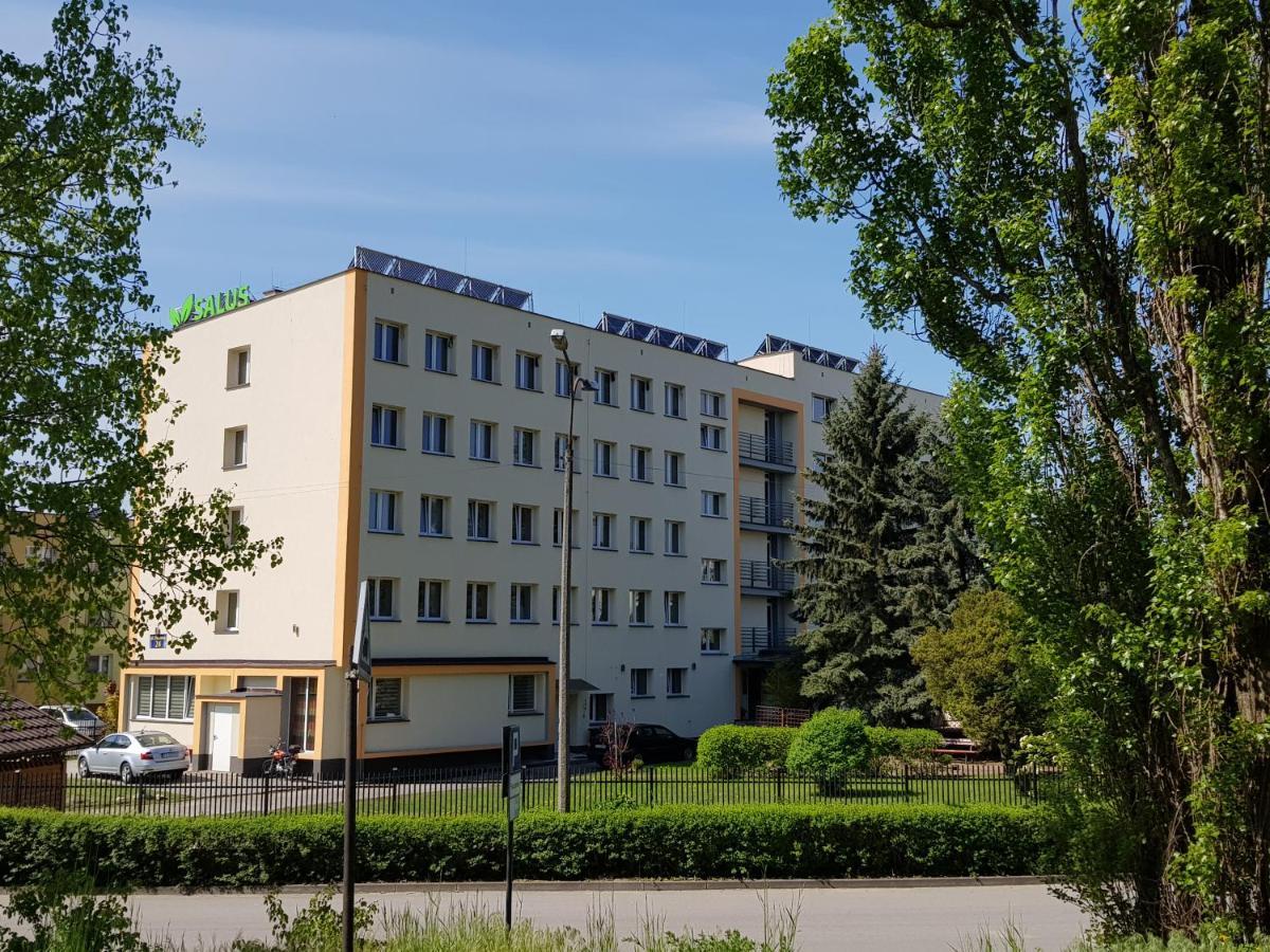Отель эконом-класса  Dom Wycieczkowy SALUS