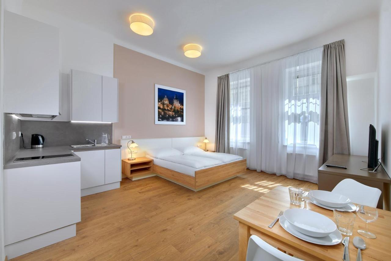 Апарт-отель  Downtown Suites Kodanska