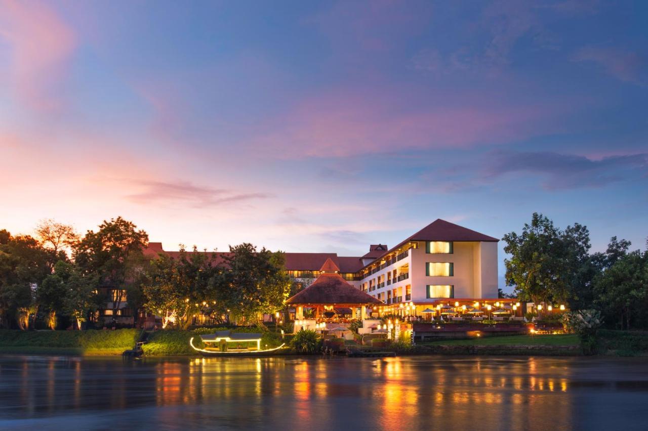 Курортный отель  RatiLanna Riverside Spa Resort