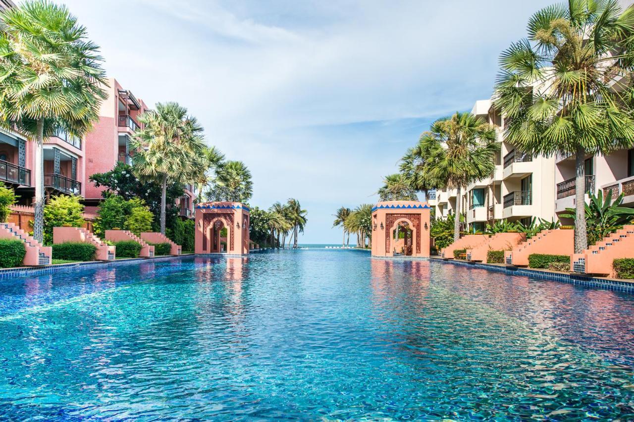 Апартаменты/квартира  Marrakesh huahin 4bedrooms with seaview 248  - отзывы Booking