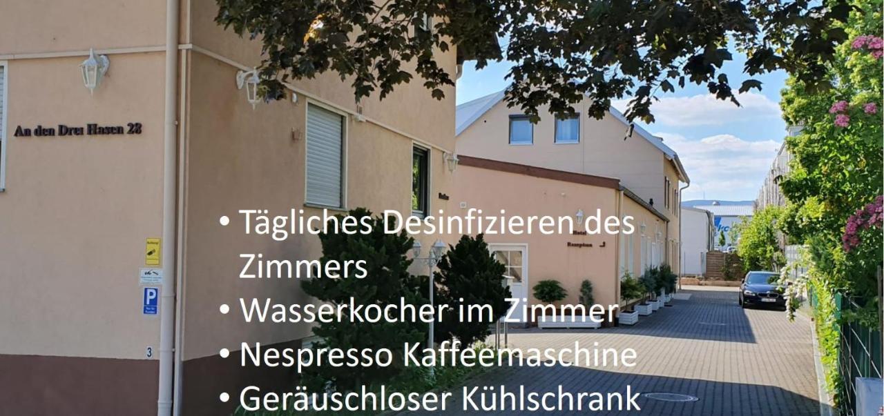Отель  Hotel-Residenz Oberurseler Hof