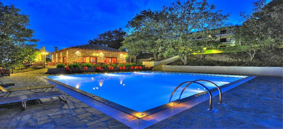 Отель  Hotel Tsigoura Thassos  - отзывы Booking