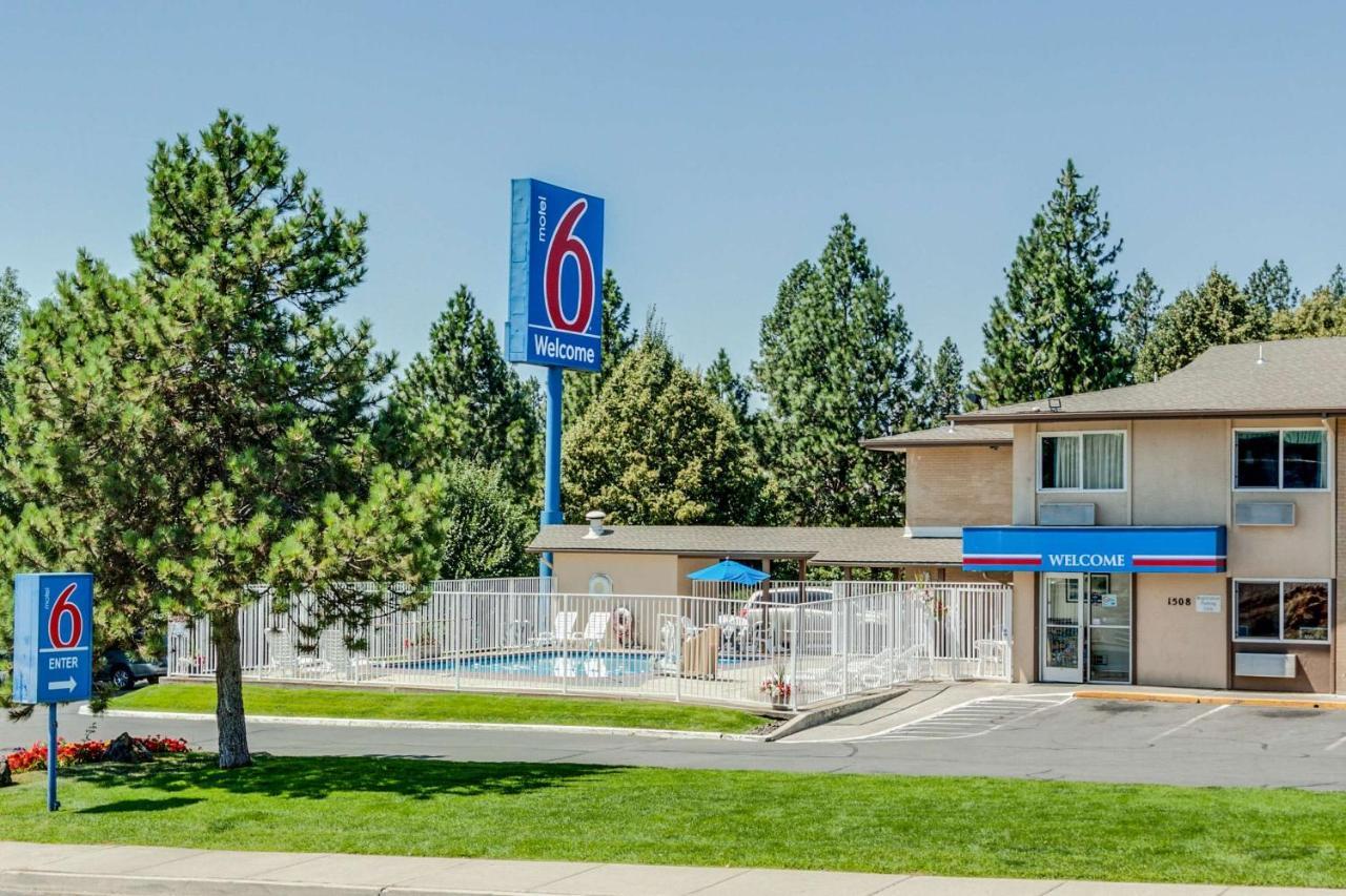 Мотель  Мотель  Motel 6-Spokane, WA - Downtown