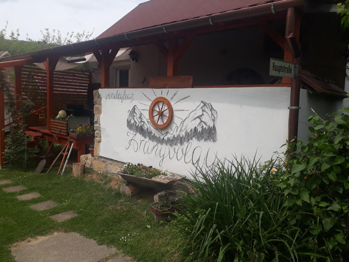 Дом для отпуска  Aranyvölgy Vendégház