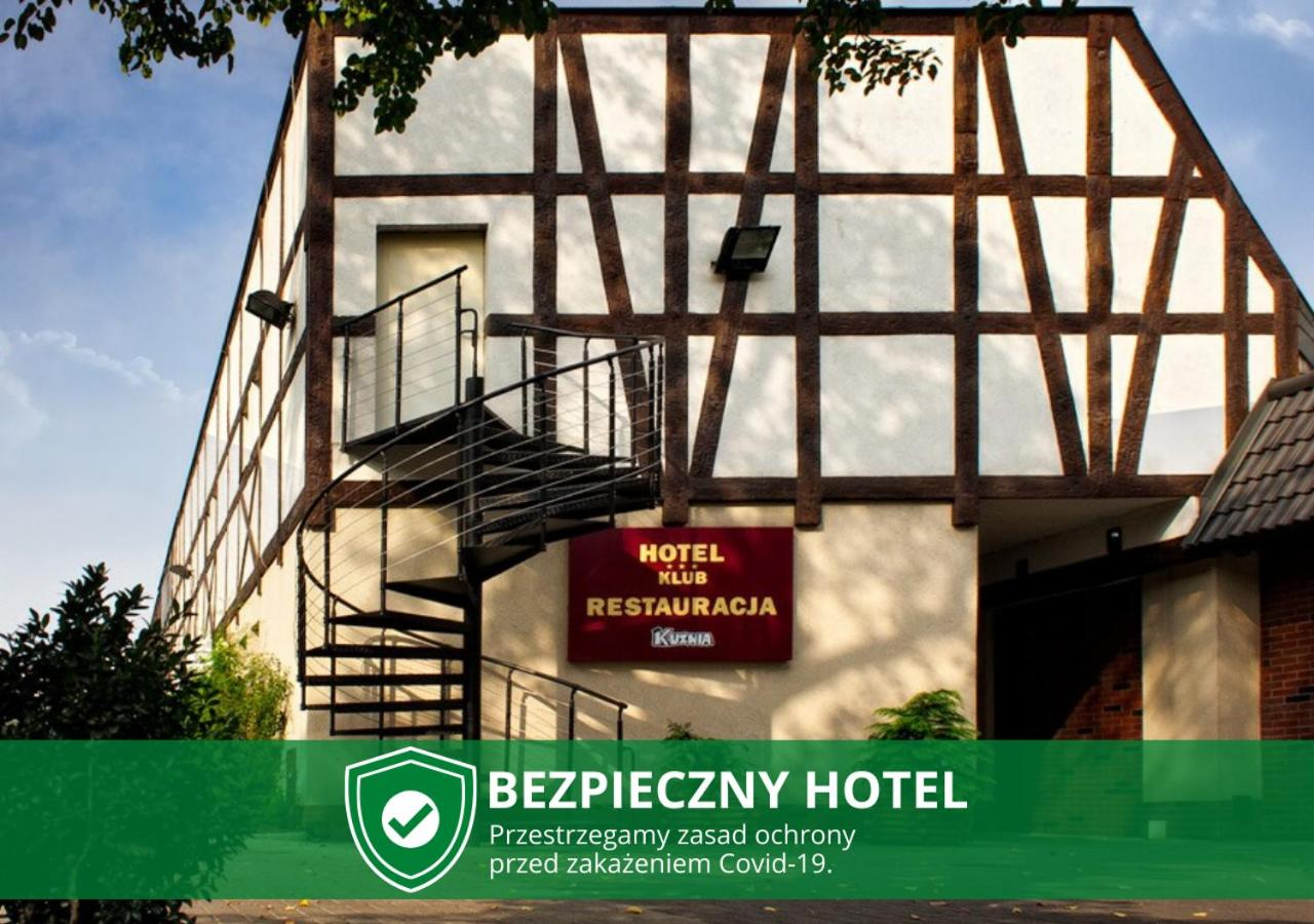 Отель  Hotel Kuźnia