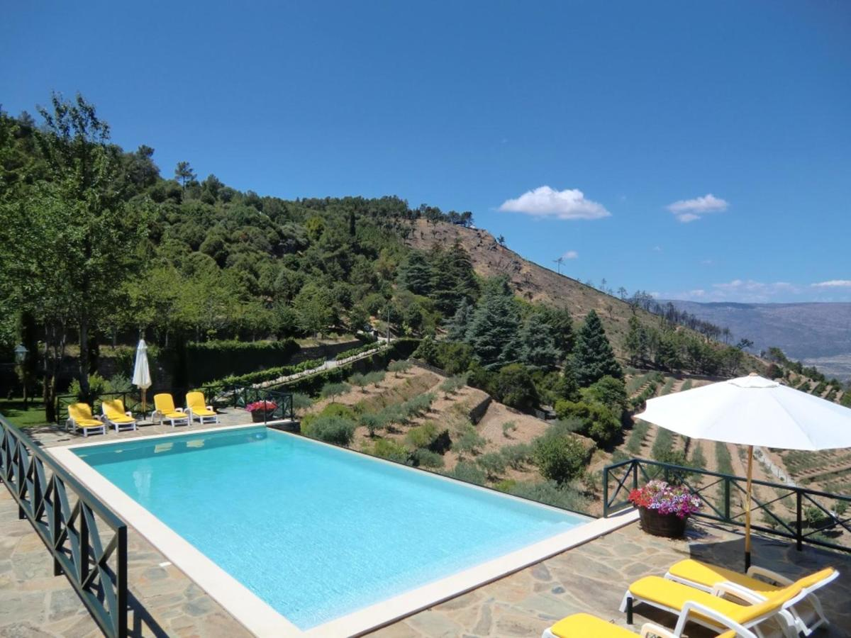 Дом для отпуска  House With 2 Bedrooms In Torre De Moncorvo With Wonderful Mountain View Shared Pool And Enclosed Garden