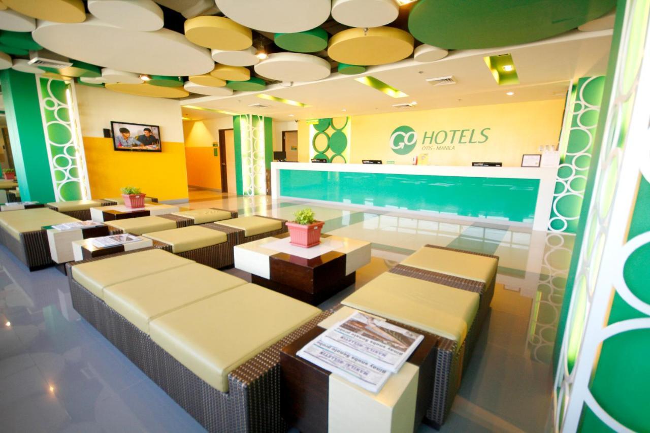 Отель  Go Hotels Otis - Manila  - отзывы Booking