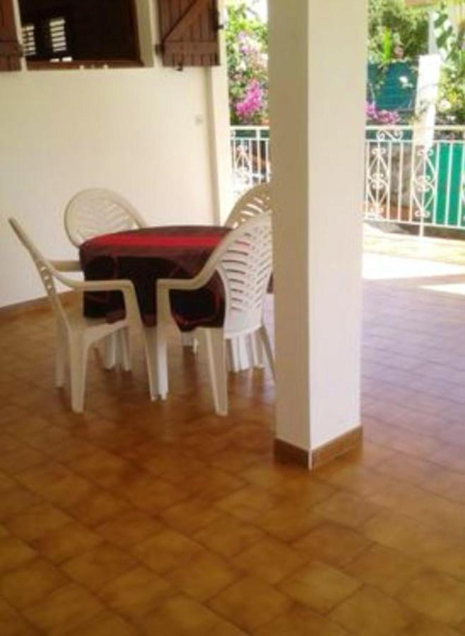 Апартаменты/квартира  Apartment With One Bedroom In FortdeFrance With Wonderful Sea View Furnished Terrace And WiFi