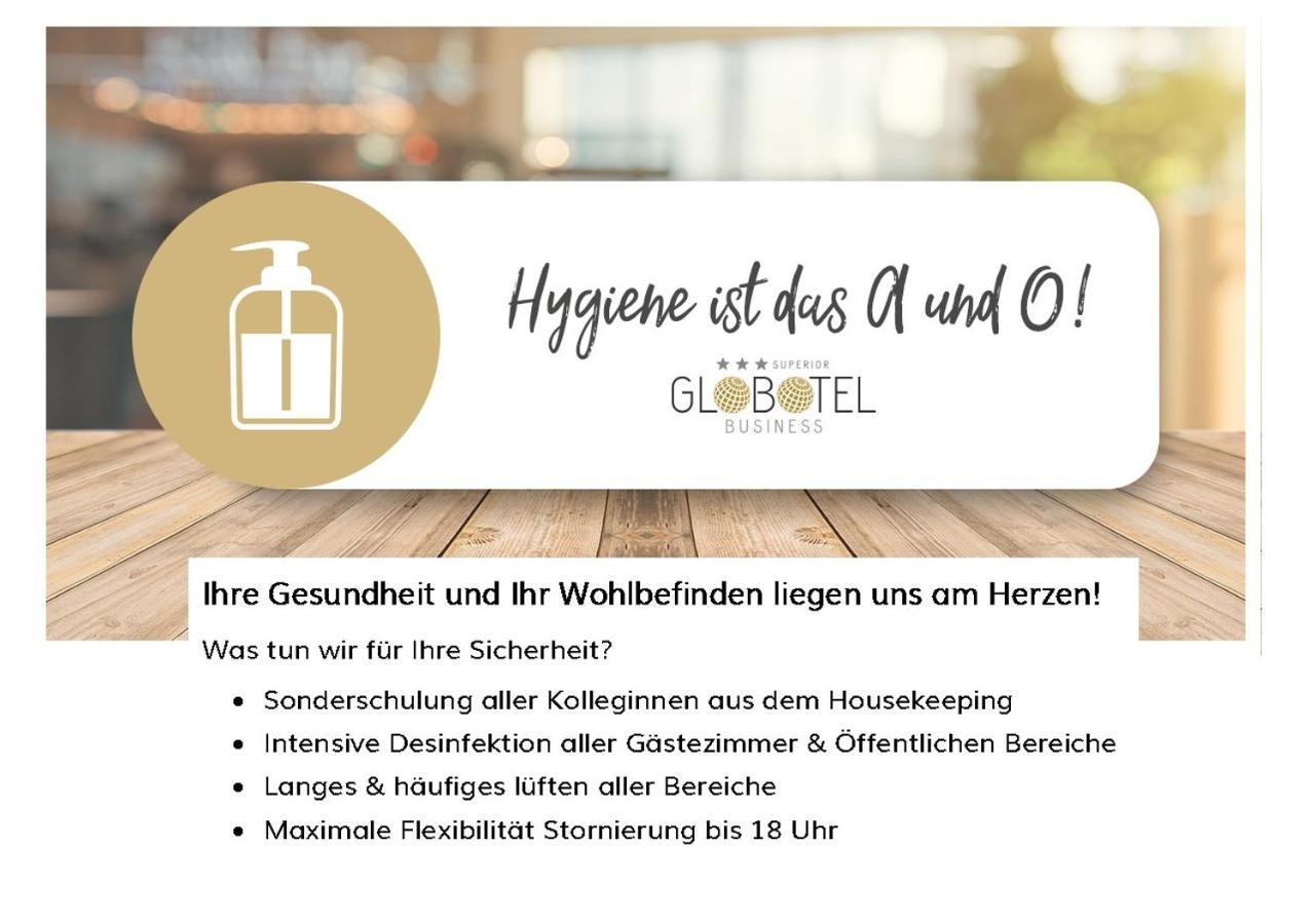 Отель  Globotel Business