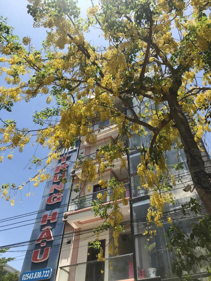Отель  Trung Hau Hotel