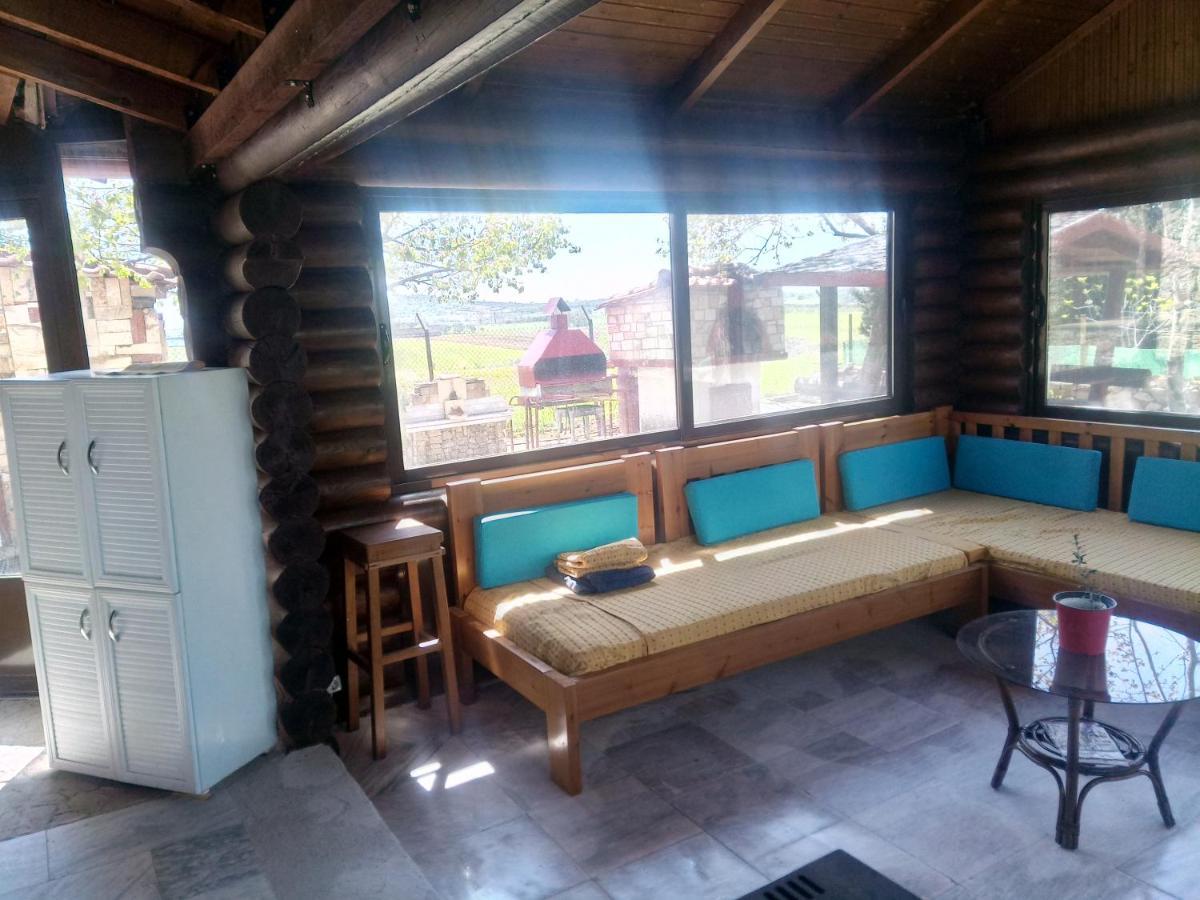 Шале  Unique Stone And Wood Eco House