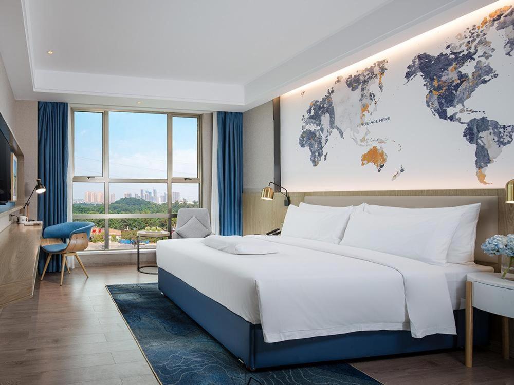 Отель  Kyriad Hotel Nanning Shishan Park  - отзывы Booking