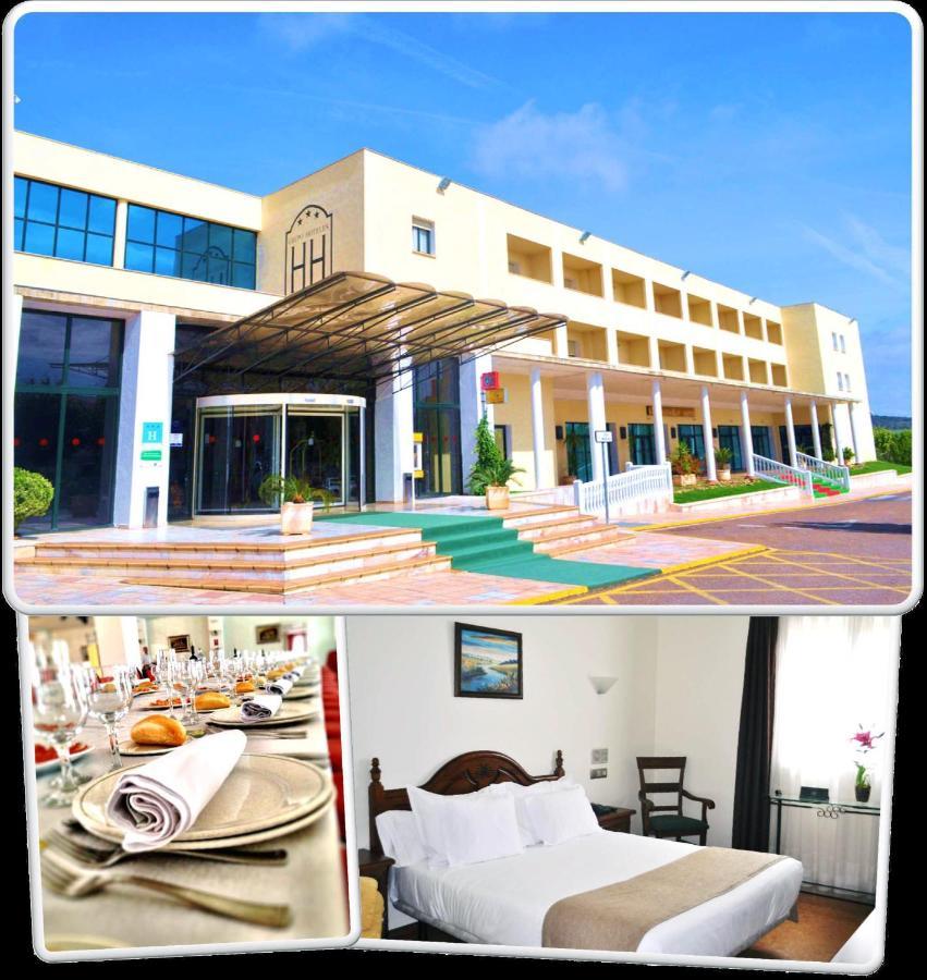 Отель  Hotel Heredero  - отзывы Booking