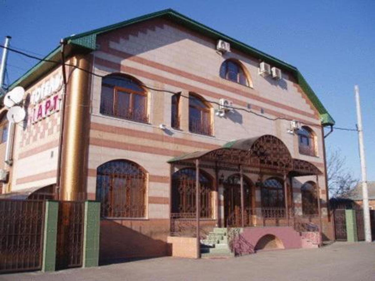Мини-гостиница  Отель Нарт