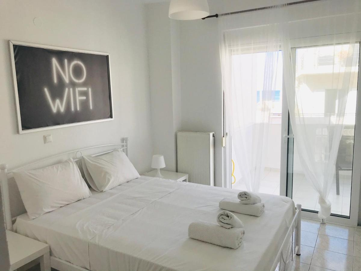 Апартаменты/квартира  Korona beach apartments-sea view suite  - отзывы Booking