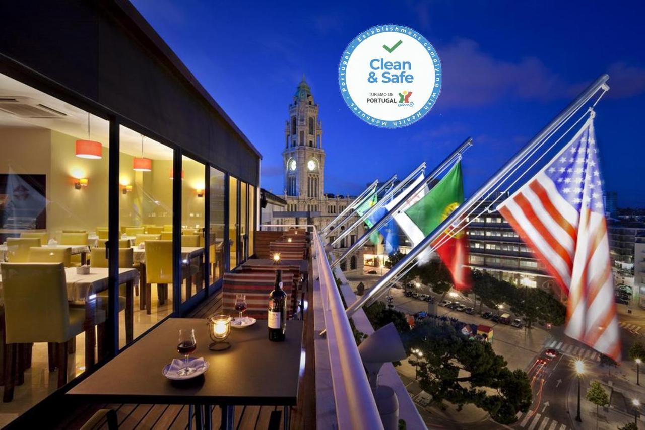 Отель  Vera Cruz Porto Downtown Hotel