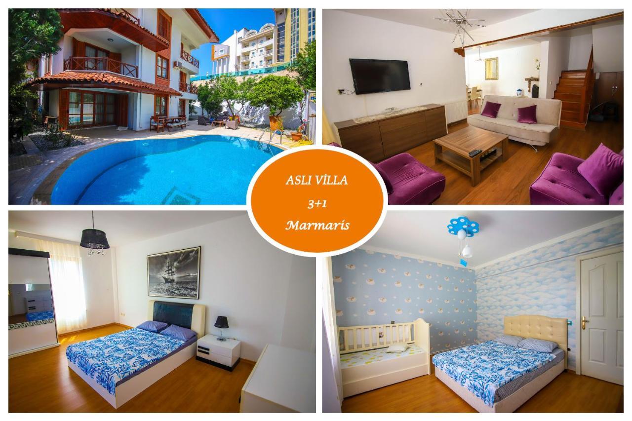 Вилла  Asli Villa Marmaris Daily Weekly Rentals  - отзывы Booking