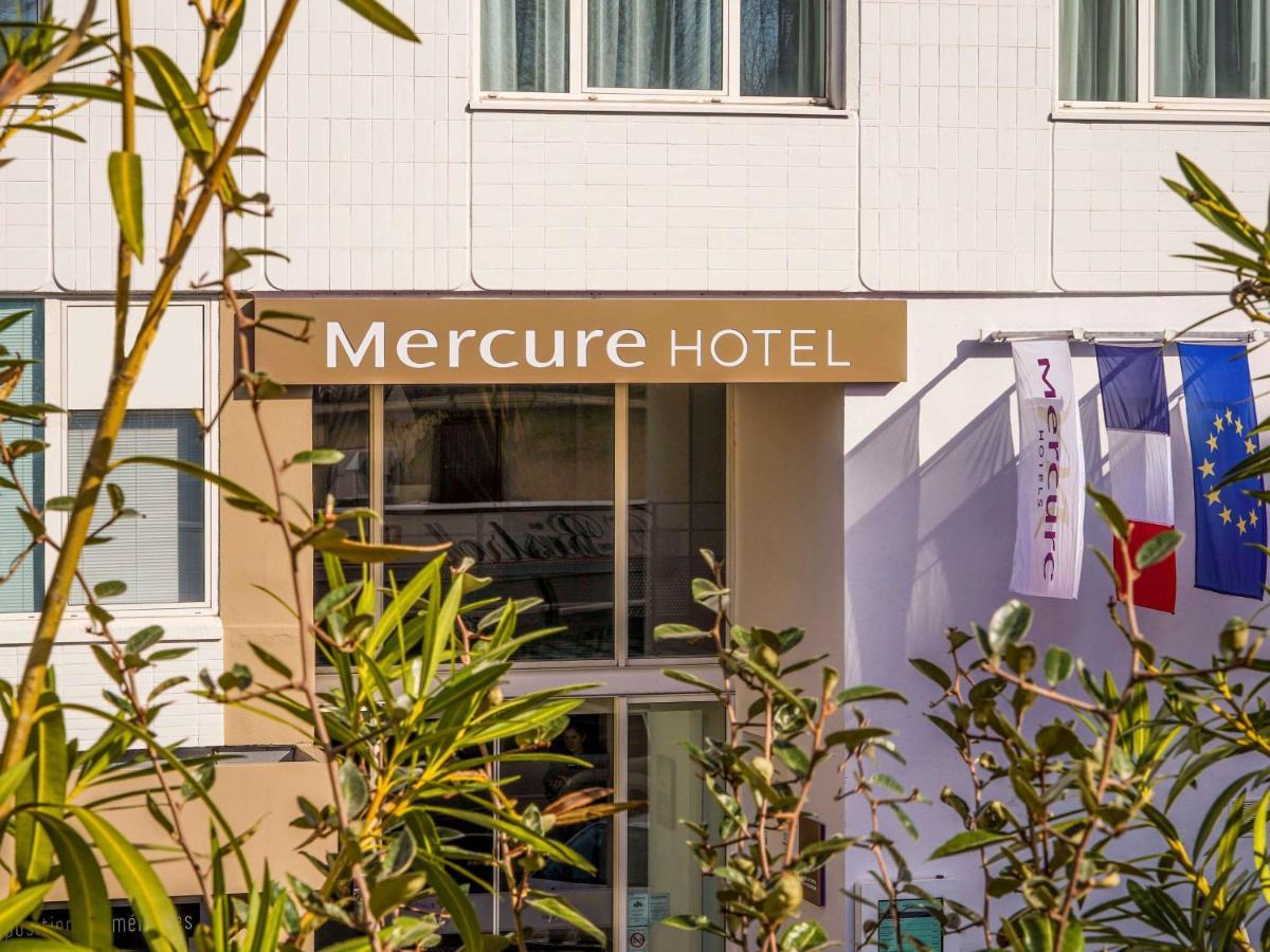 Отель  Mercure Marseille Centre Prado Vélodrome