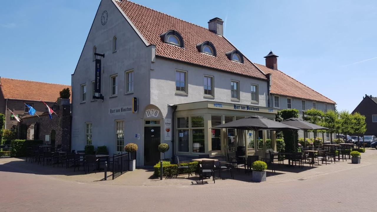 Отель  Hotel Café Hart Van Bourdonck