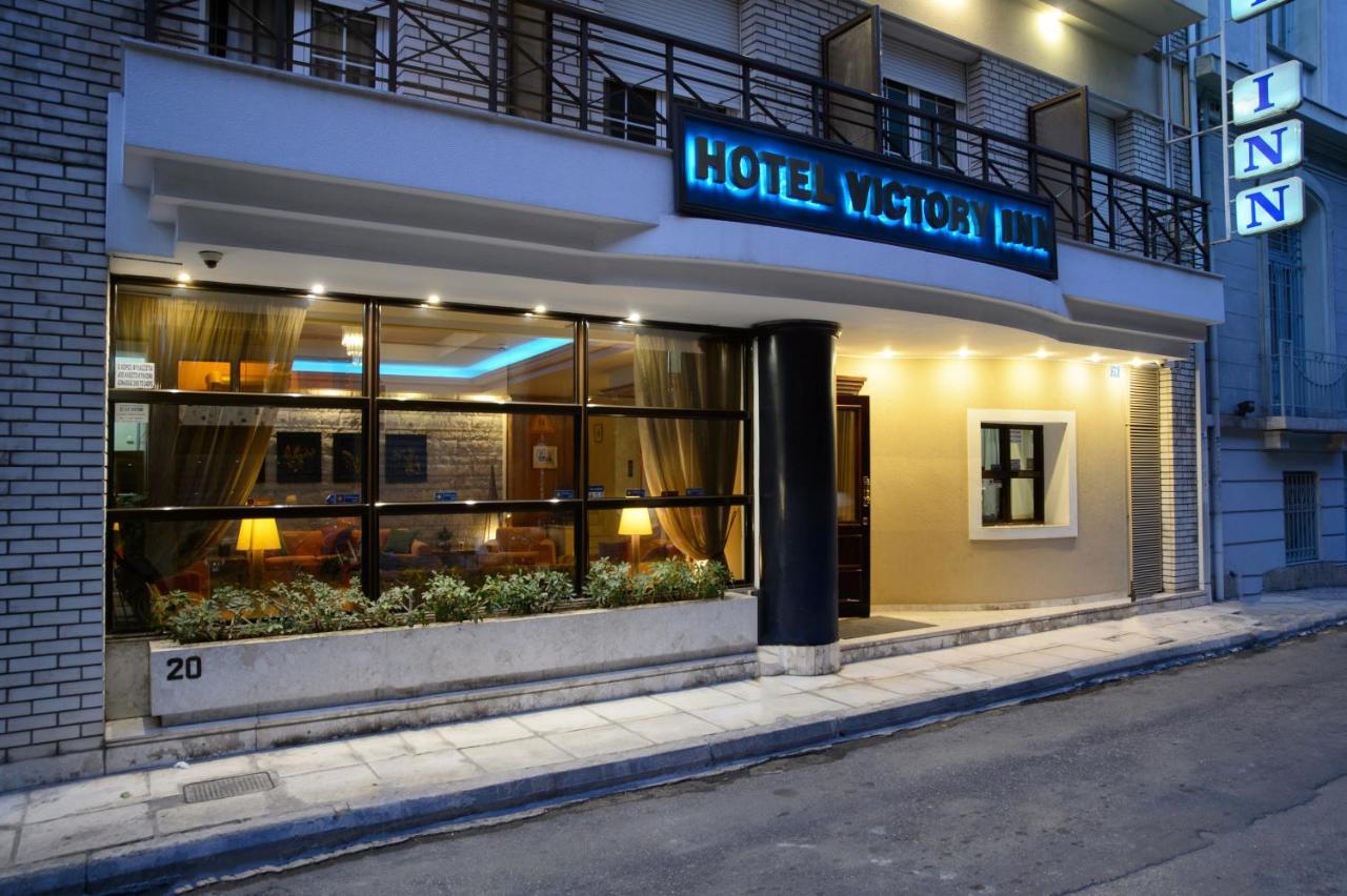Отель  Отель  Victory Inn