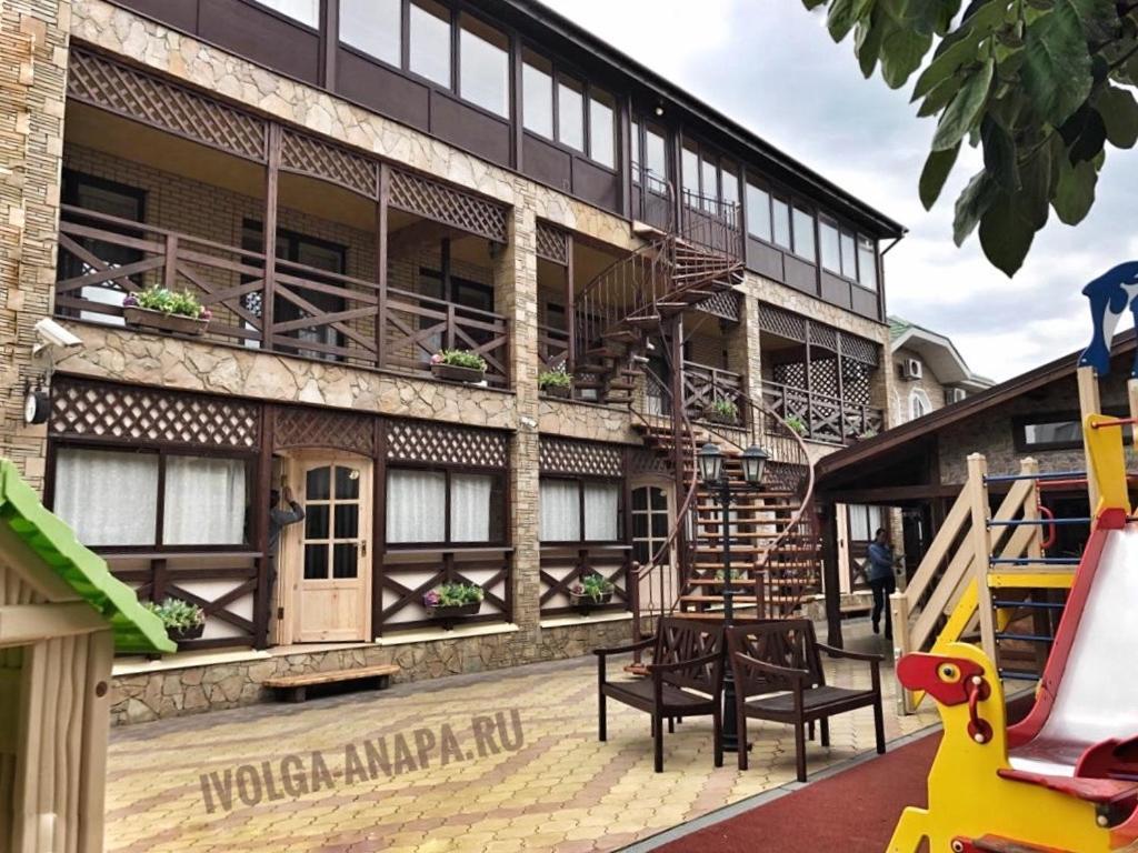 Гостевой дом Гостевой дом Иволга - отзывы Booking