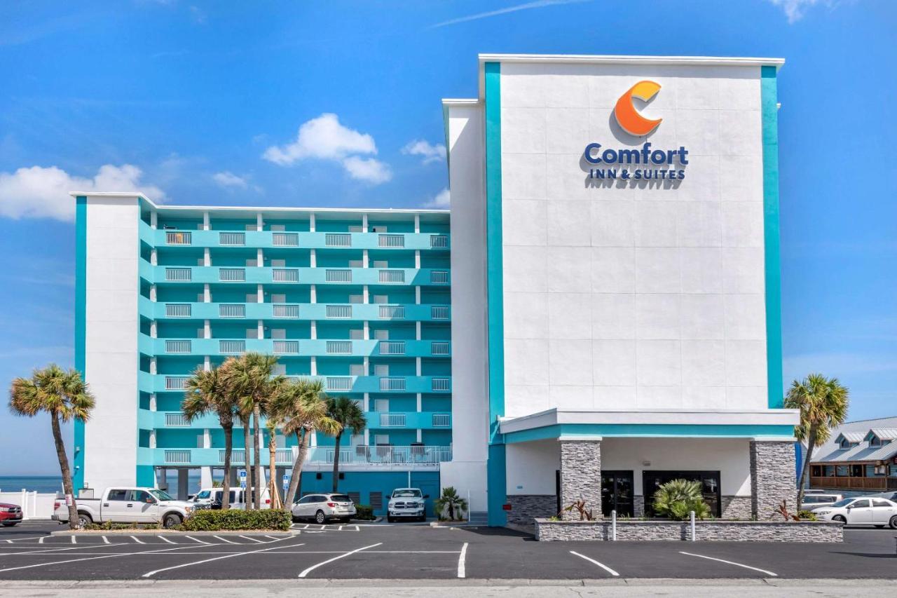 Отель Отель Comfort Inn & Suites Daytona Beach Oceanfront