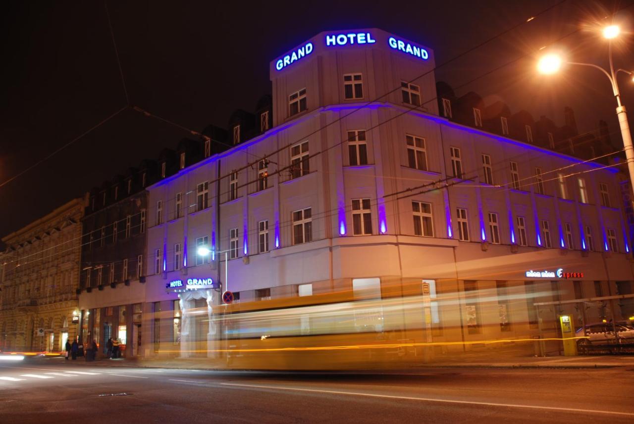 Отель  Hotel Grand  - отзывы Booking