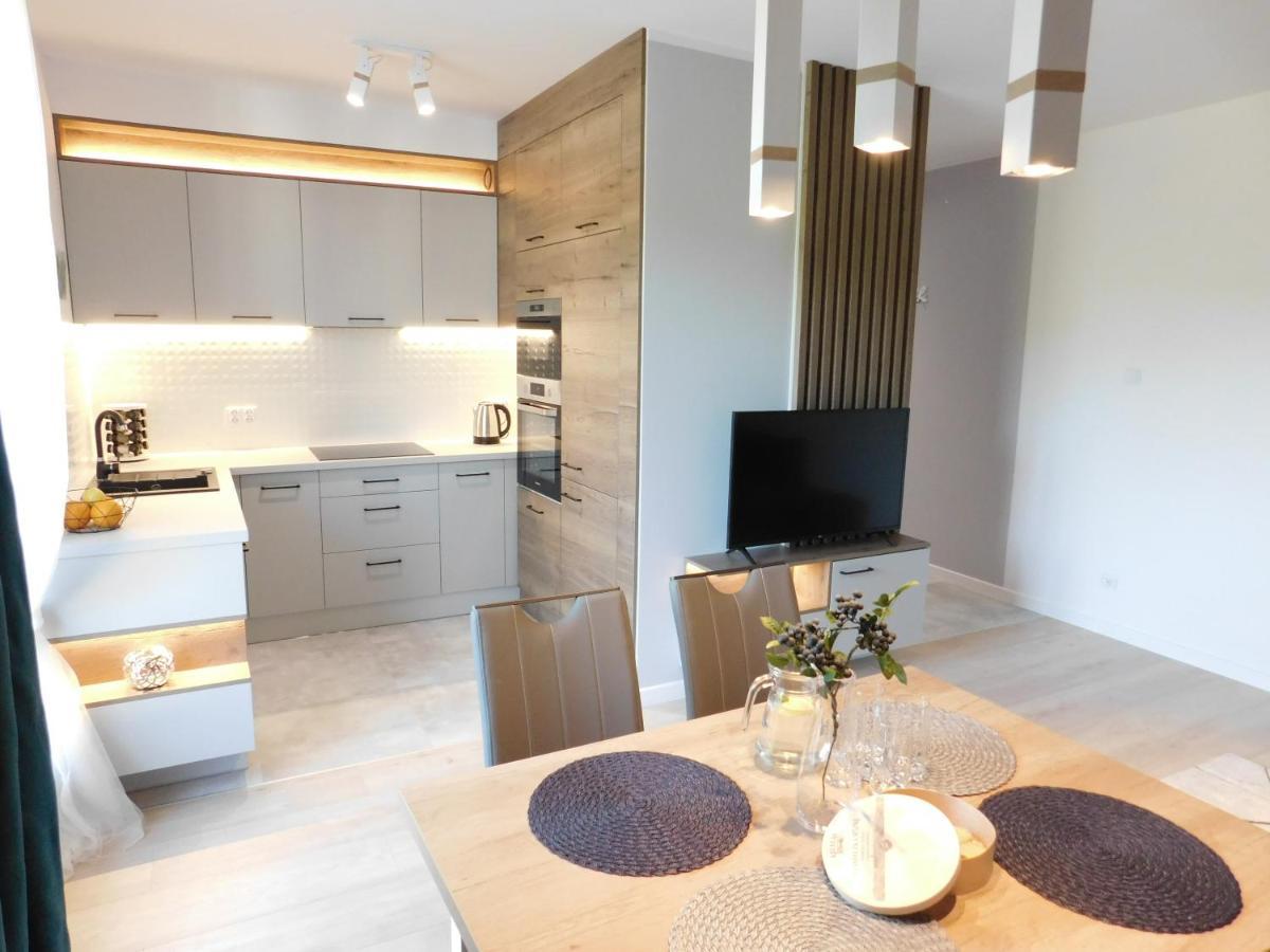 Апартаменты/квартира  Apartament Zielone Wzgórze  - отзывы Booking