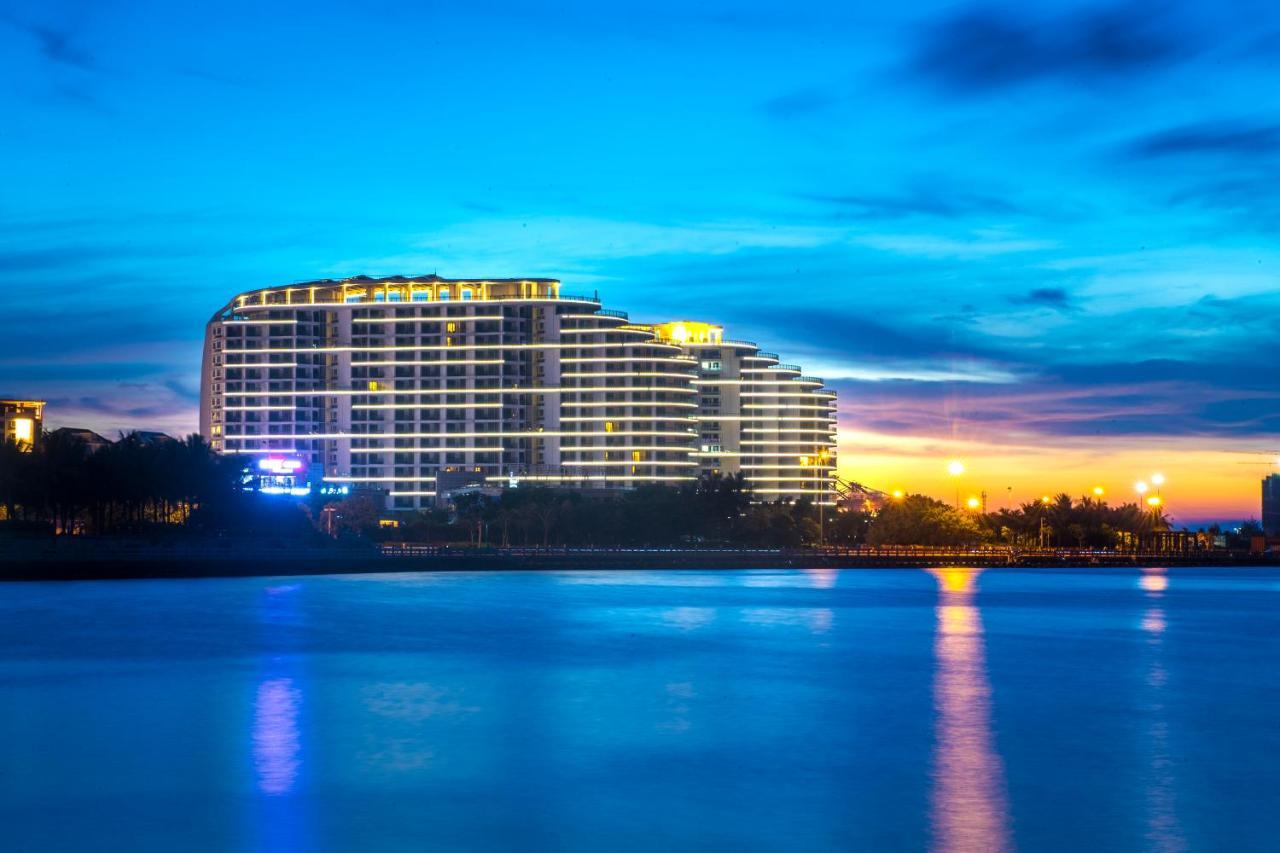 Отель Haikou Bay Hengda Yige Holiday Condo Hotel - отзывы Booking