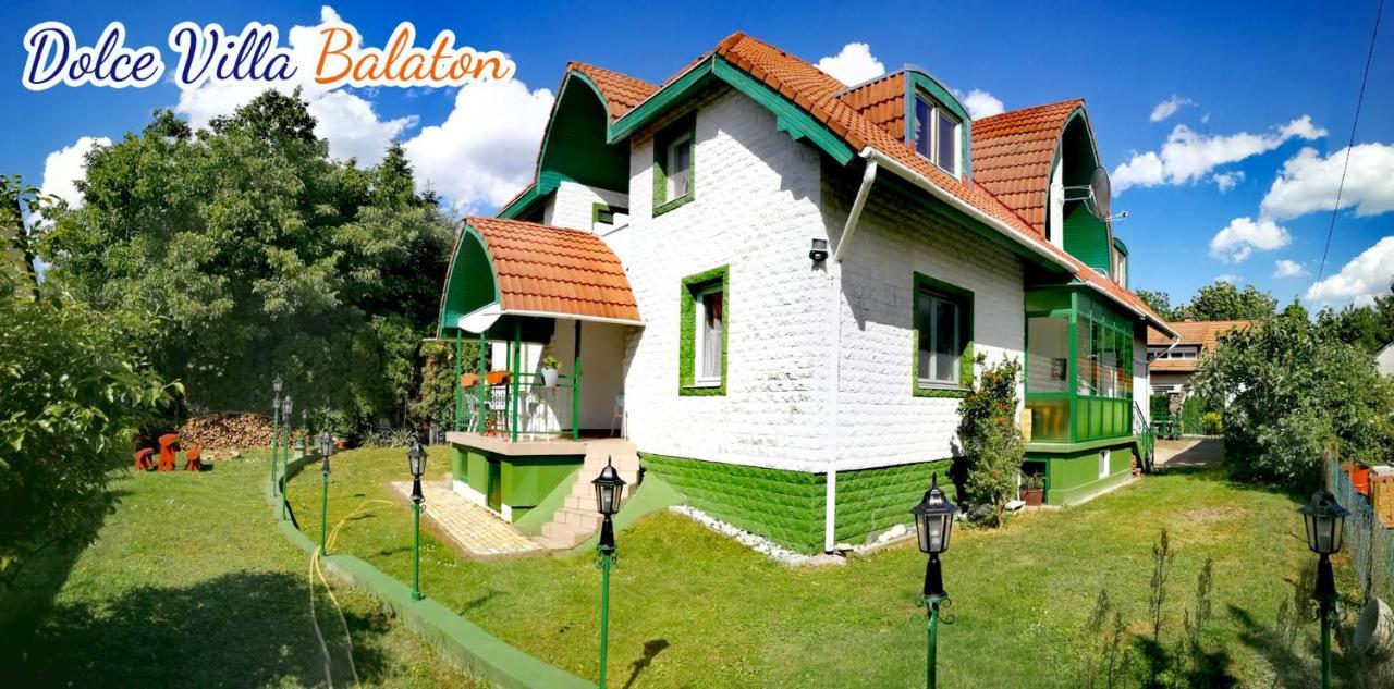 Гостевой дом  Dolce Villa Balaton Gyöngyvirágház  - отзывы Booking