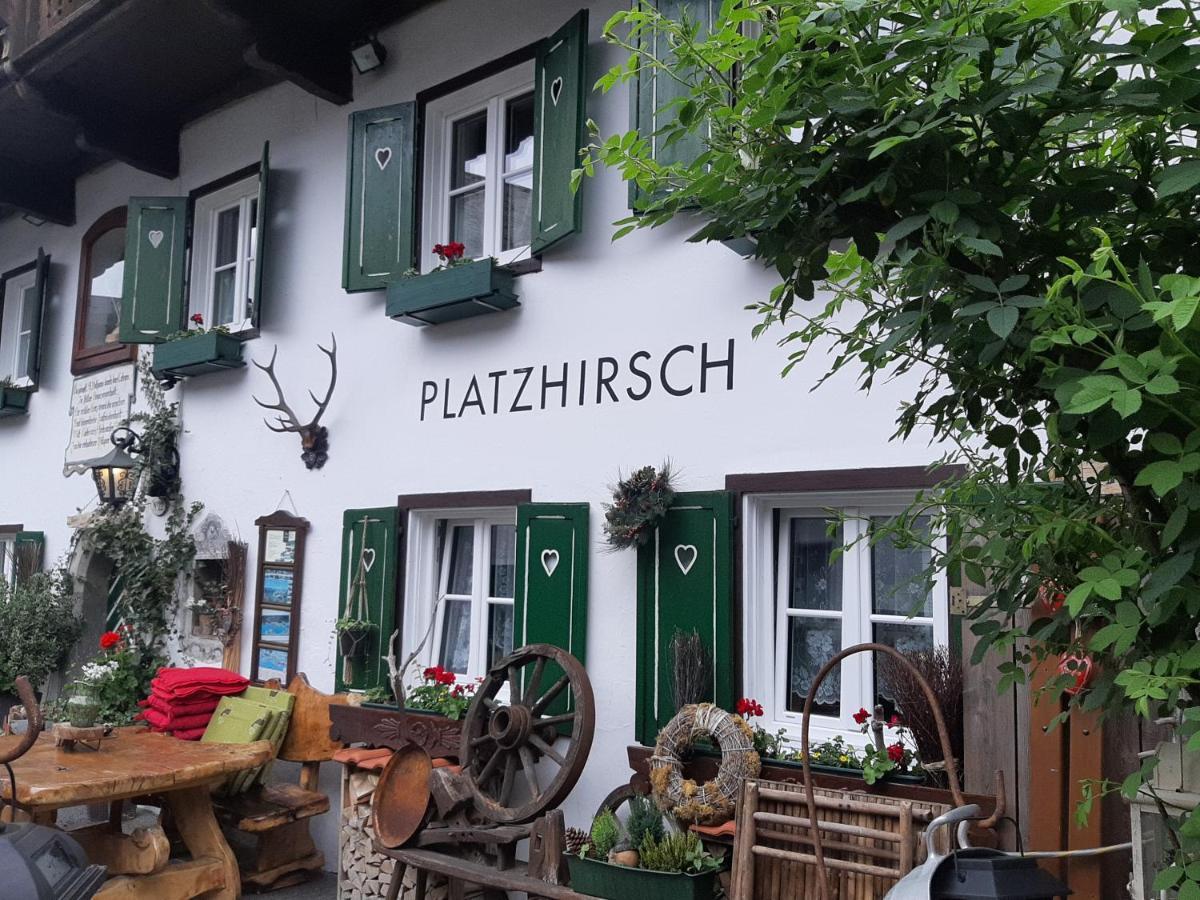 Отель типа «постель и завтрак»  Platzhirsch Zur Alten Wagnerei