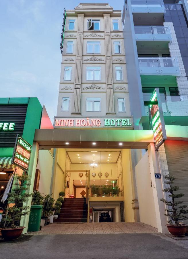 Фото  Отель  Minh Hoang Hotel