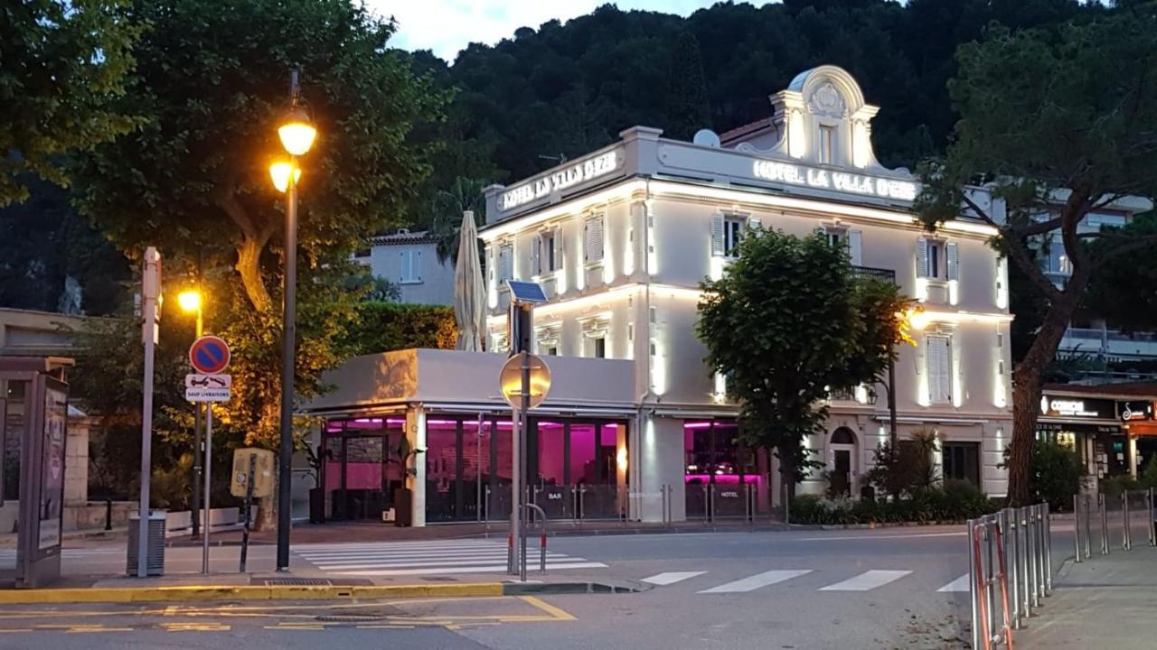 Отель  Hôtel La Villa d'Eze  - отзывы Booking