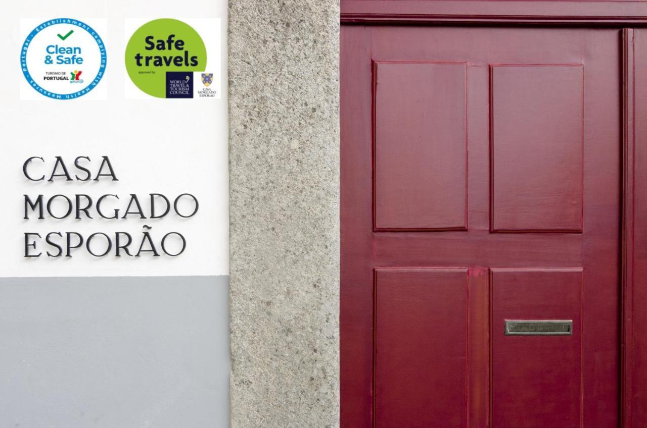 Отель типа «постель и завтрак»  Casa Morgado Esporao