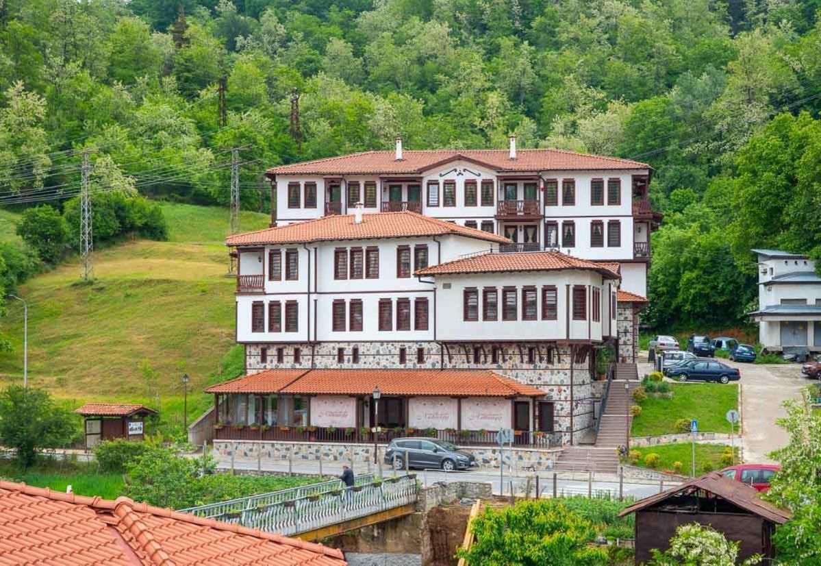 Отель  Spa Complex Aleksandar  - отзывы Booking