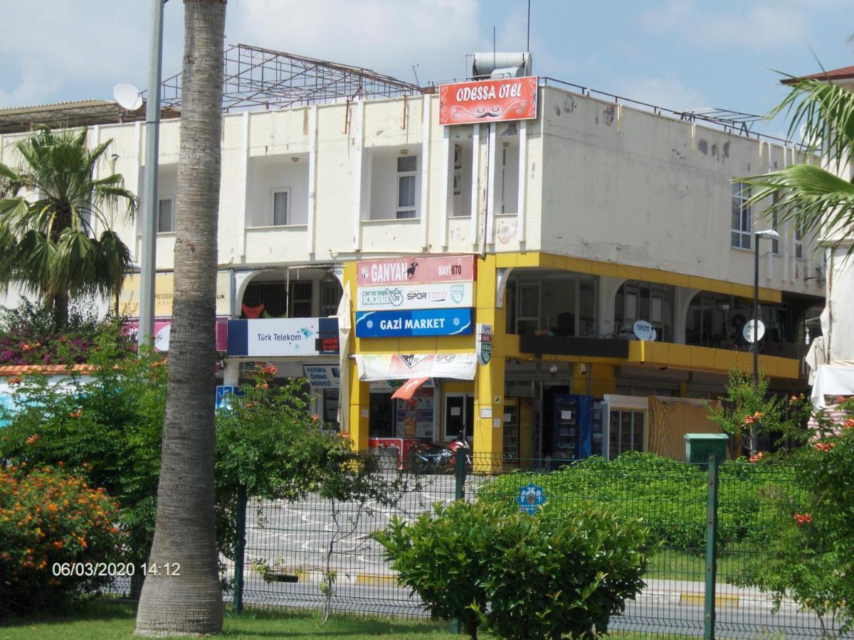 Отель типа «постель и завтрак»  Odessa Otel Avsallar  - отзывы Booking