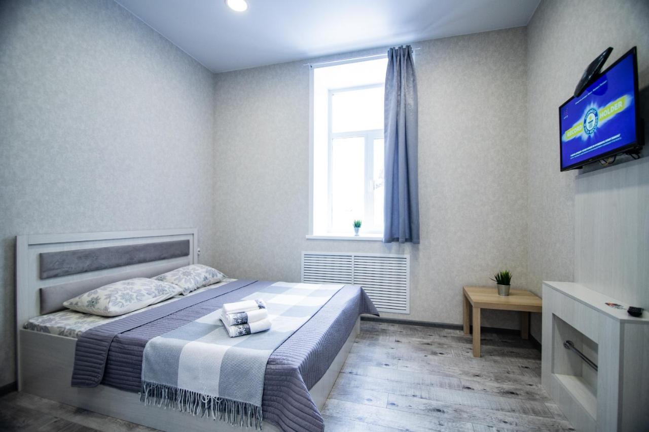 Апартаменты/квартира  Студия в ЦЕНТРЕ, Красноармейский 96а  - отзывы Booking