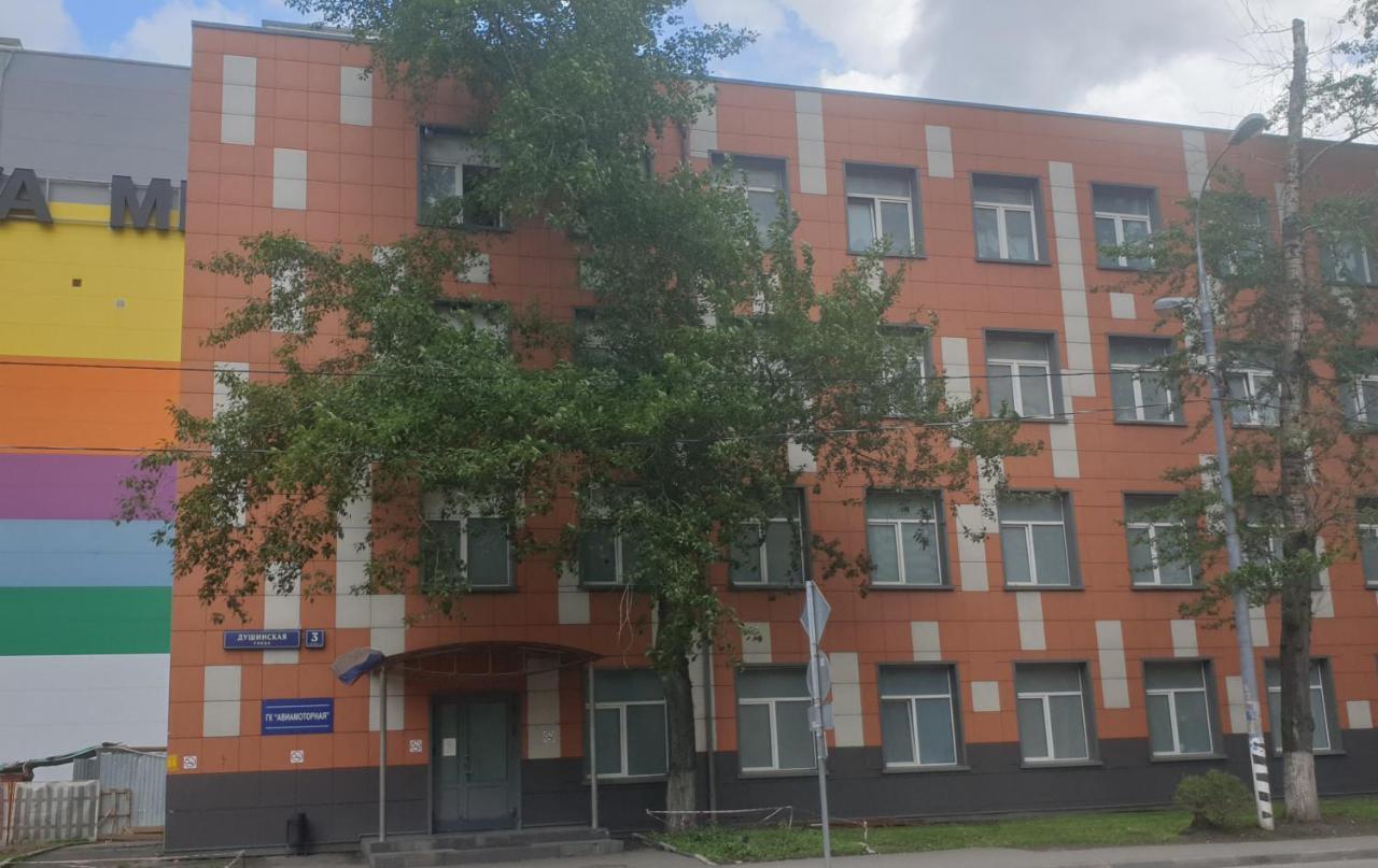 Хостел  Хостел  Общежитие Авиамоторная