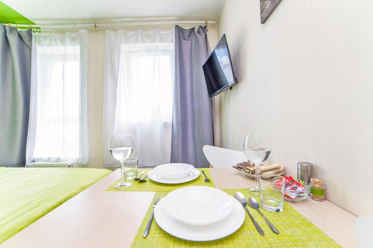 Апартаменты/квартира  Hong Kong уютные апартаменты в центре Екатеринбурга  - отзывы Booking