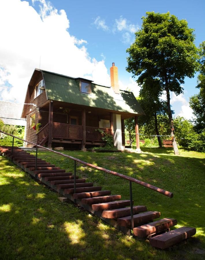 Дом для отпуска  Brīvdienu māja Ezera Sonāte  - отзывы Booking