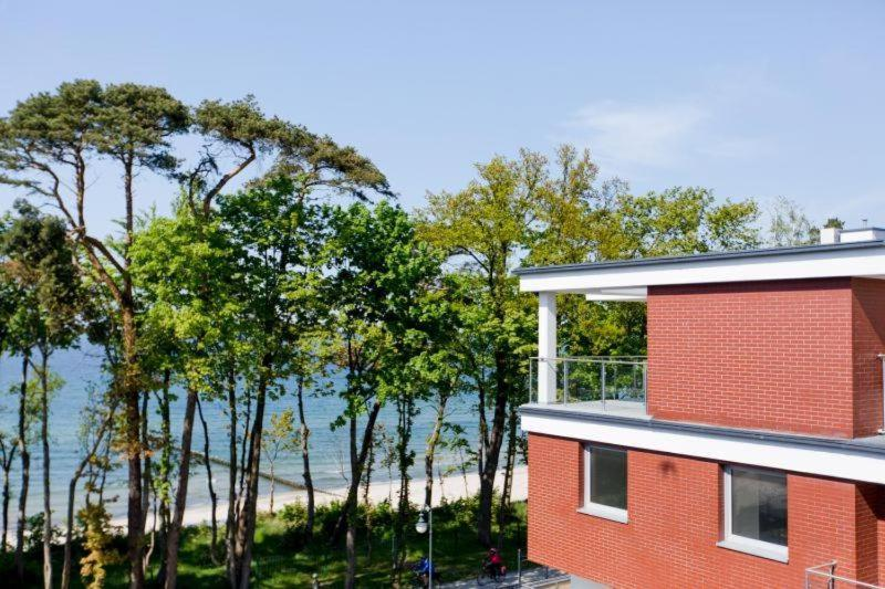 Апартаменты/квартира  Resort Apartamenty Klifowa Rewal 34
