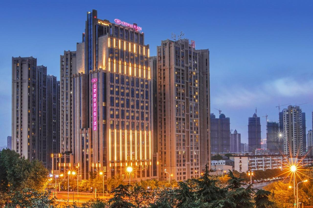 Отель  Отель  Crowne Plaza Hefei Rongqiao, An IHG Hotel