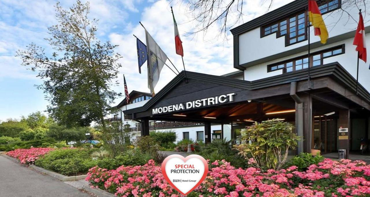 Отель  Best Western Modena District  - отзывы Booking