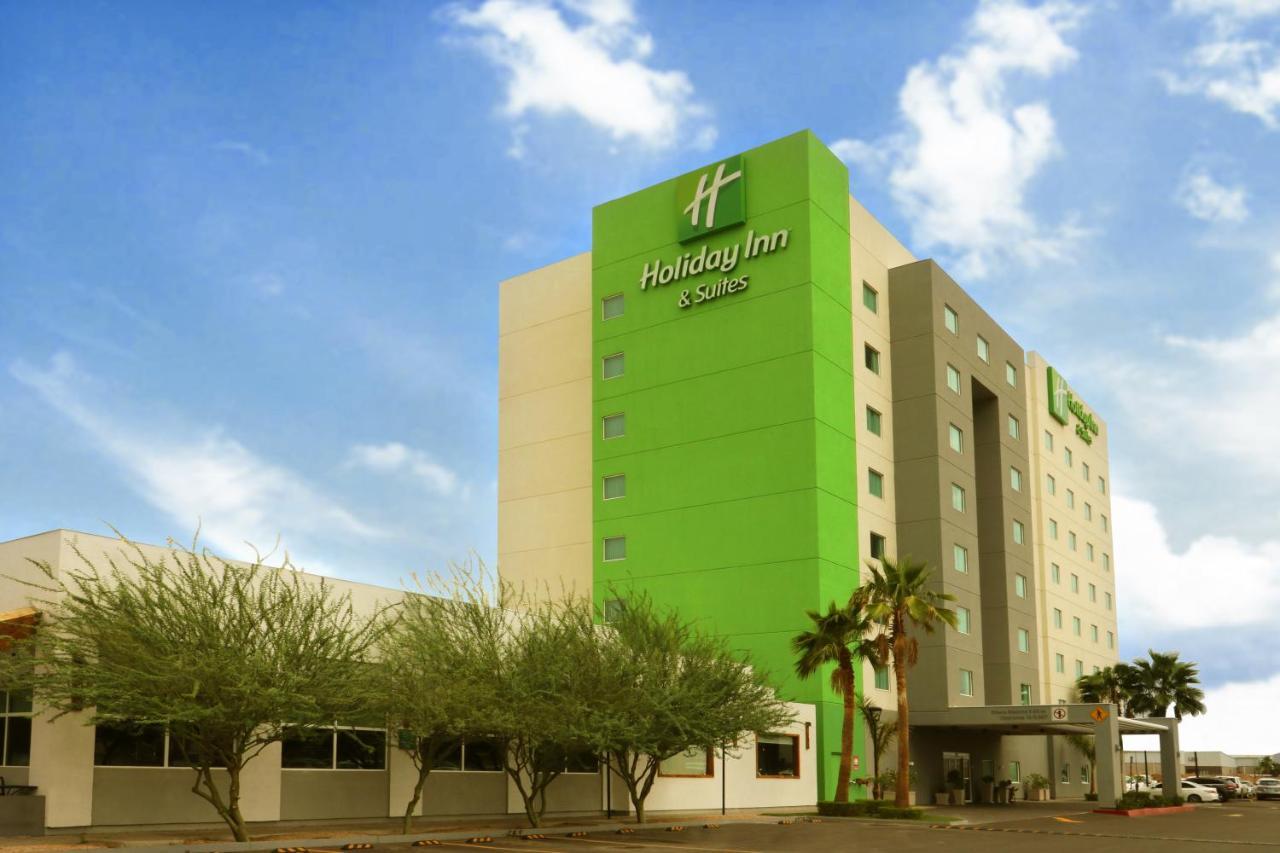 Отель  Отель  Holiday Inn Hotel & Suites Hermosillo Aeropuerto, An IHG Hotel